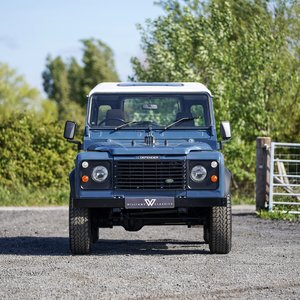 1991 Land Rover 90 Defender 200 TDi Hardtop 72,000 Miles from New For Sale