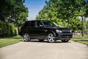 Range Rover Sport 3.0 TDV6 HSE Luxury