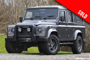 2016 SOLD - Land Rover Defender 110 XS TD manual SOLD