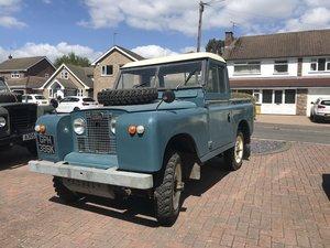 1971 Land Rover Series 2a SWB Diesel