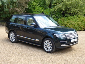 Range Rover Autobiography 1 Owner 20,000 miles FLRSH