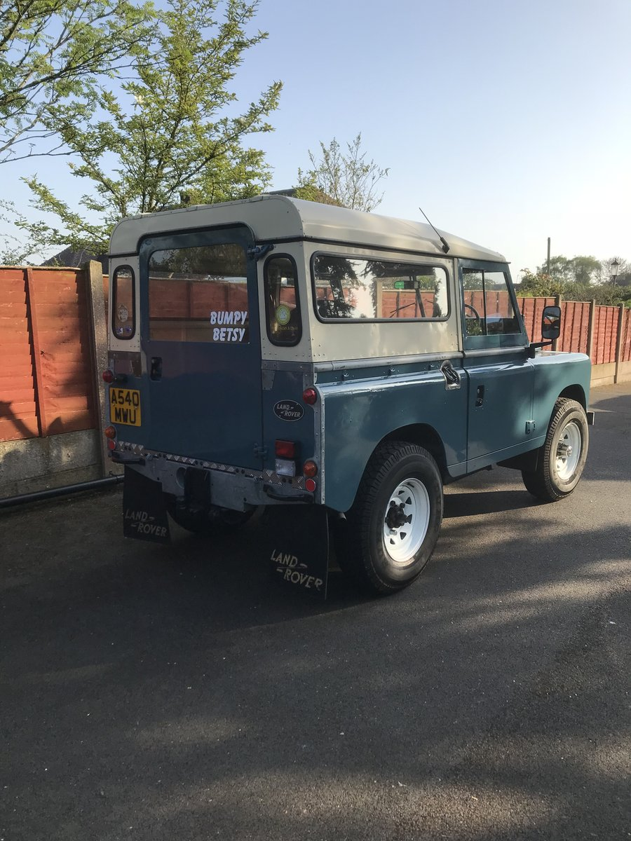 1983 Land Rover Series 3 immaculate condition For Sale (picture 3 of 5)