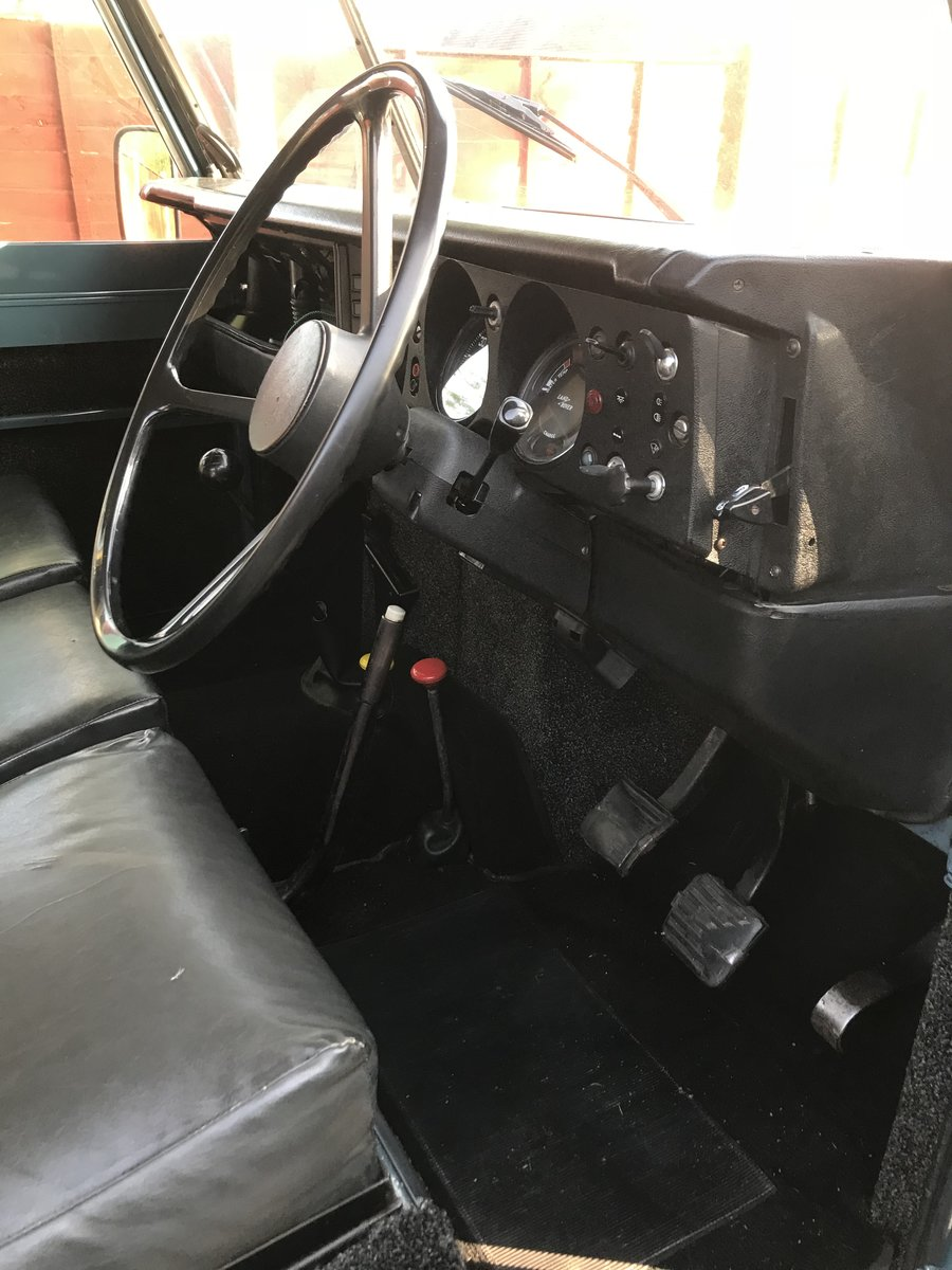 1983 Land Rover Series 3 immaculate condition For Sale (picture 4 of 5)