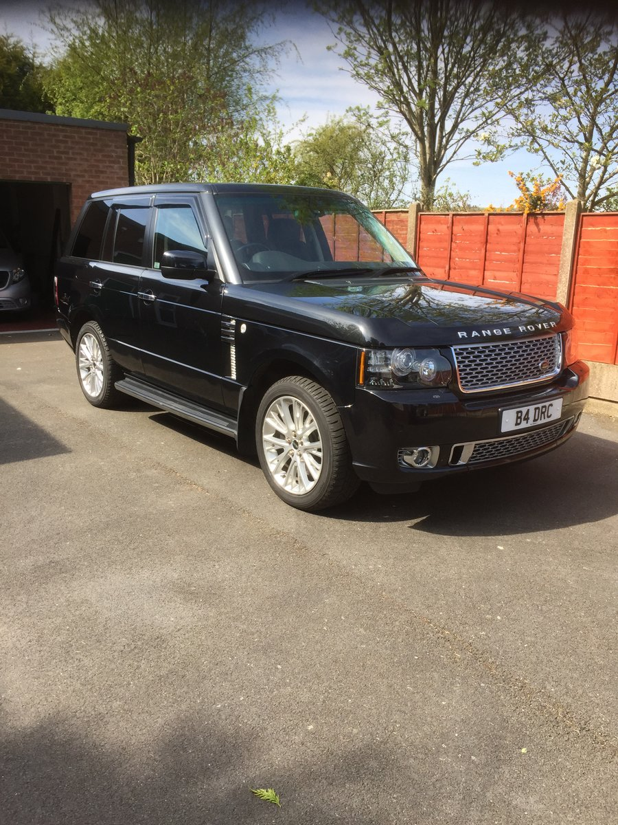 2011 Ranger Rover Autobiography immaculate condition SOLD (picture 1 of 5)