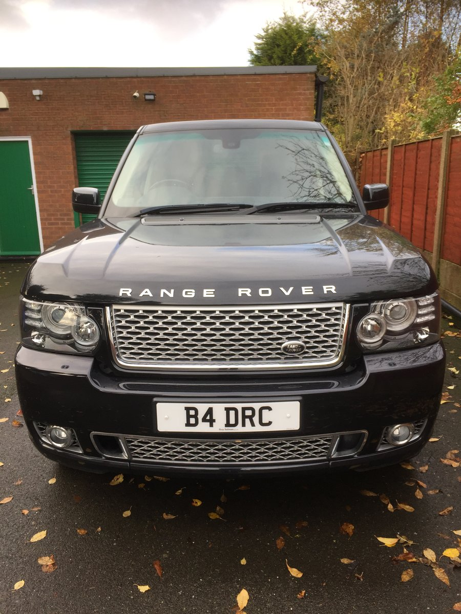 2011 Ranger Rover Autobiography immaculate condition SOLD (picture 2 of 5)