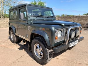 Picture of 2004 04/54 Defender 90 TD5 County 6 seat+JE stage 2 upgrade SOLD