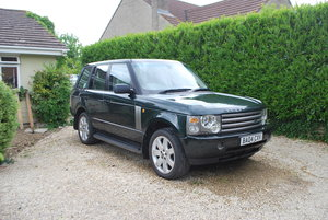 2004 Range Rover Vouge 4.4 v8  For Sale