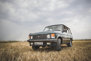 1994 range rover overfinch classic vogue se