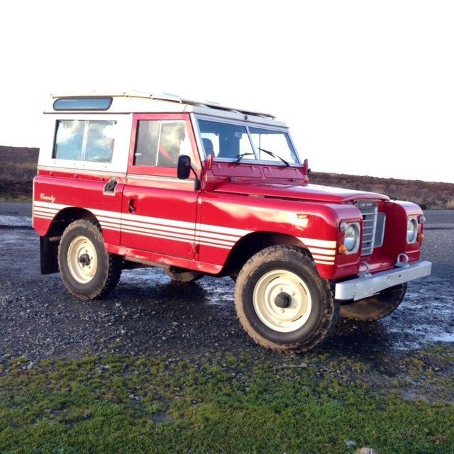 1982 Land Rover  Series 3 County Safari For Sale (picture 2 of 4)