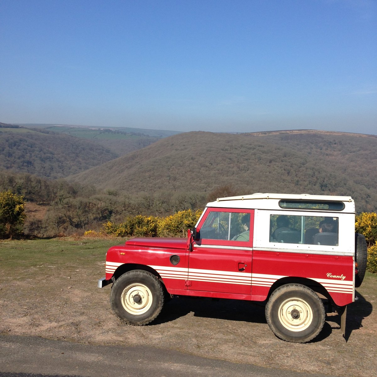 1982 Land Rover  Series 3 County Safari For Sale (picture 4 of 4)