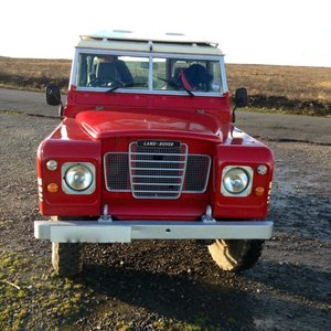 1982 Land Rover  Series 3 County Safari - Reduced Price