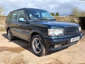 2000/X Range Rover P38 4.6 Holland & Holland edition SOLD