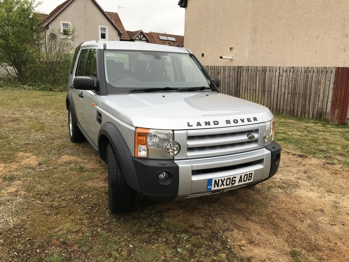 2006 Discovery 3 4.4 V8S For Sale (picture 1 of 6)