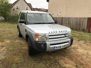2006 Discovery 3 4.4 V8S For Sale