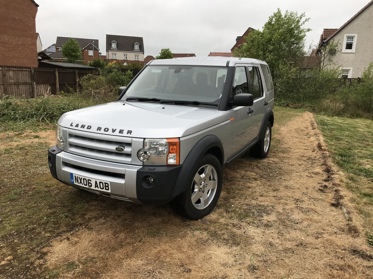 2006 Discovery 3 4.4 V8S For Sale (picture 2 of 6)