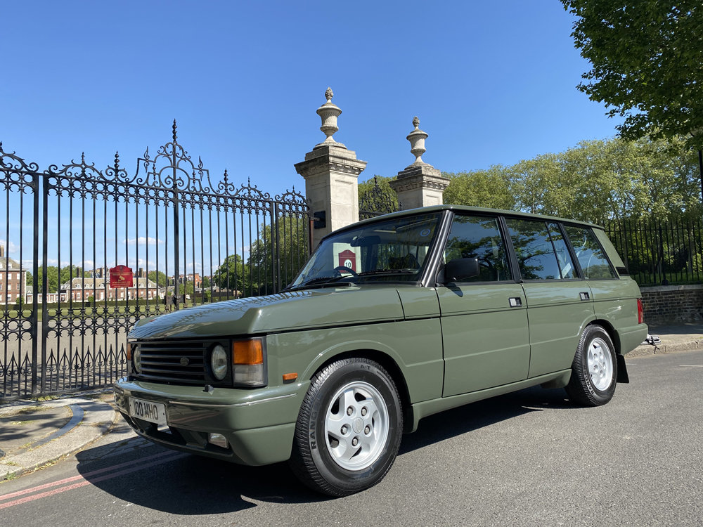 1994 Range Rover Classic Vogue LSE - 1 previous owner SOLD (picture 2 of 24)