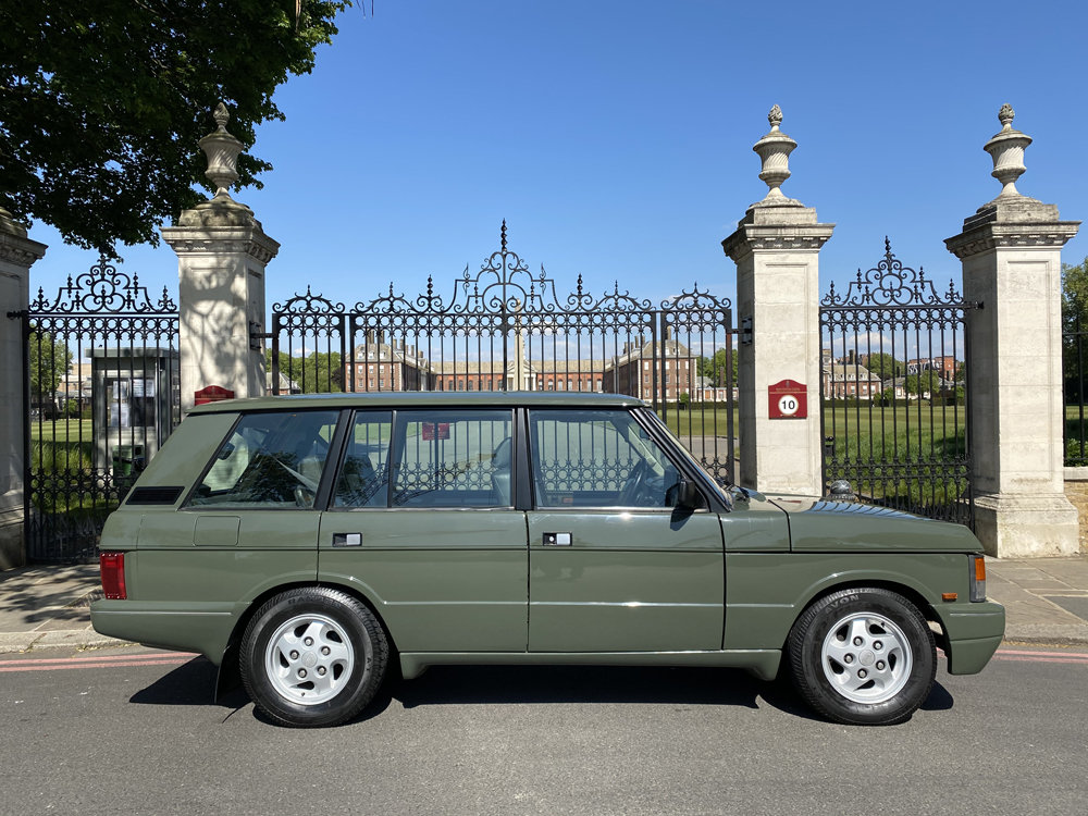 1994 Range Rover Classic Vogue LSE - 1 previous owner SOLD (picture 5 of 24)