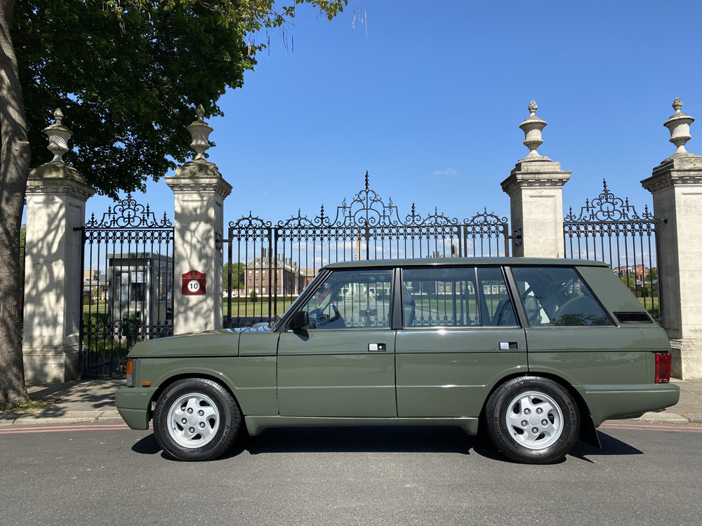 1994 Range Rover Classic Vogue LSE - 1 previous owner SOLD (picture 6 of 24)