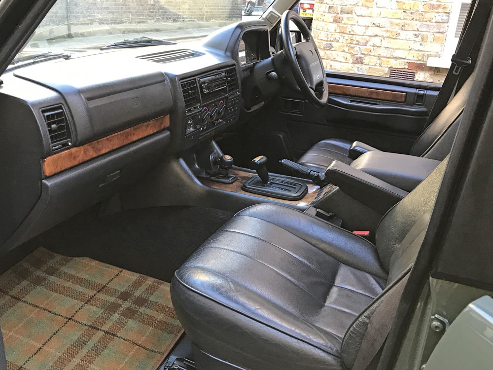 1994 Range Rover Classic Vogue LSE - 1 previous owner SOLD (picture 8 of 24)
