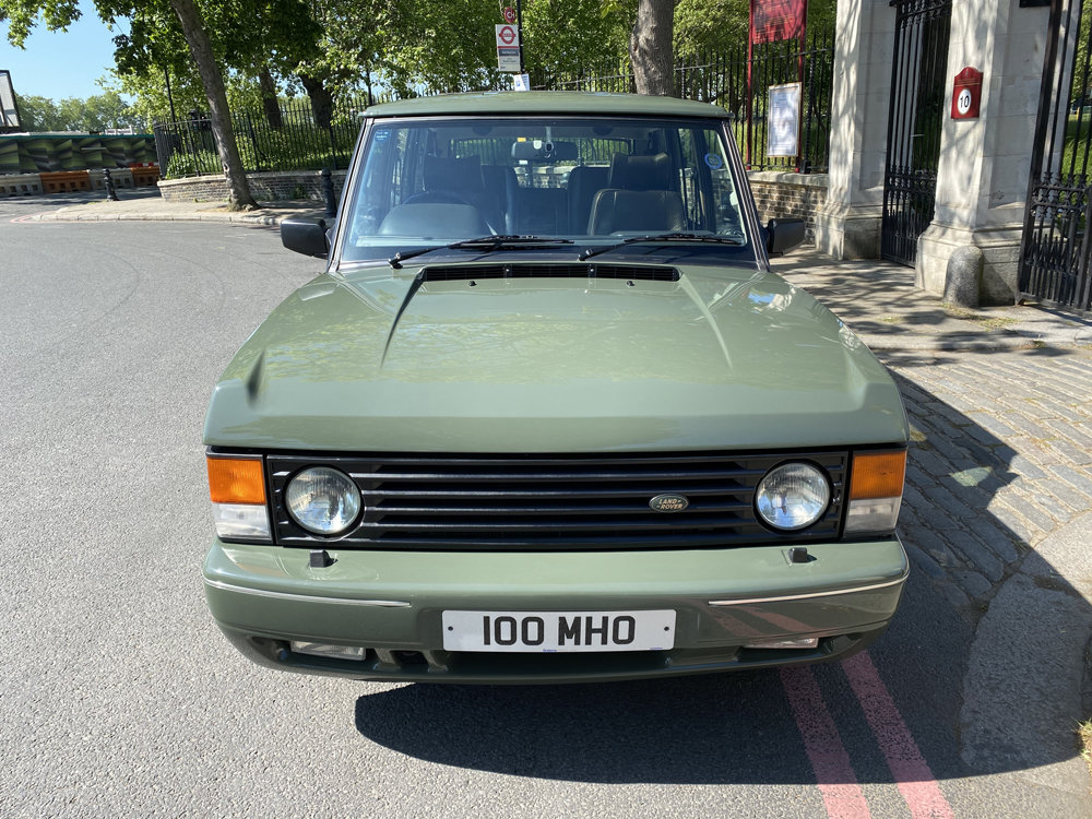 1994 Range Rover Classic Vogue LSE - 1 previous owner SOLD (picture 9 of 24)