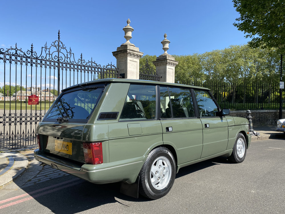 1994 Range Rover Classic Vogue LSE - 1 previous owner SOLD (picture 15 of 24)