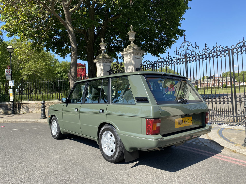 1994 Range Rover Classic Vogue LSE - 1 previous owner SOLD (picture 16 of 24)