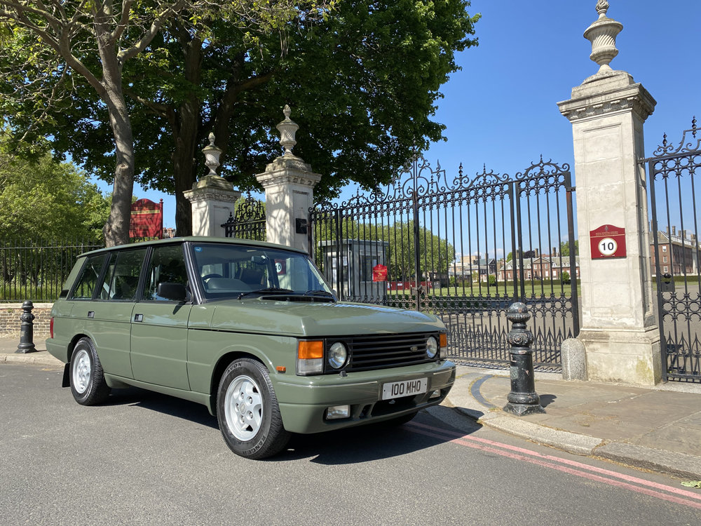 1994 Range Rover Classic Vogue LSE - 1 previous owner SOLD (picture 1 of 24)