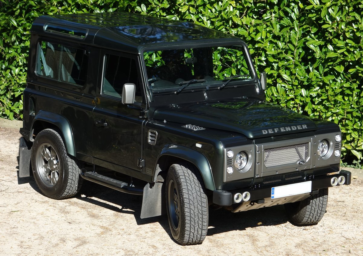 2008 Land Rover Defender 90 with performance upgrades For Sale (picture 4 of 6)