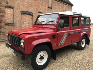 Picture of 1993 Land Rover Defender RHD 200tdi USA Exportable For Sale