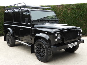 2014 LAND ROVER DEFENDER 110 2.2TDCI XS STATION WAGON !!!!