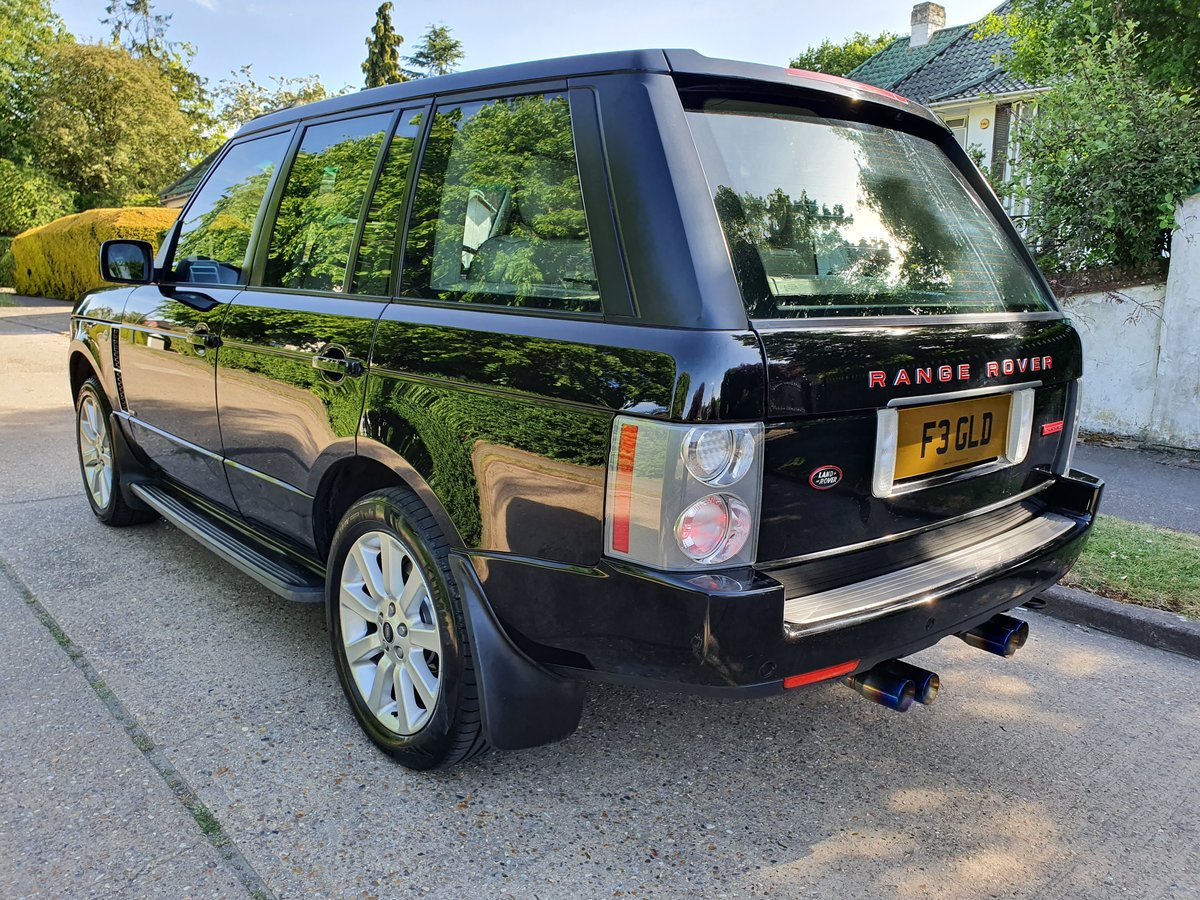 2006 A Truly Oustanding Range Rover L332 V8 SUPERCHARGED  For Sale (picture 4 of 6)