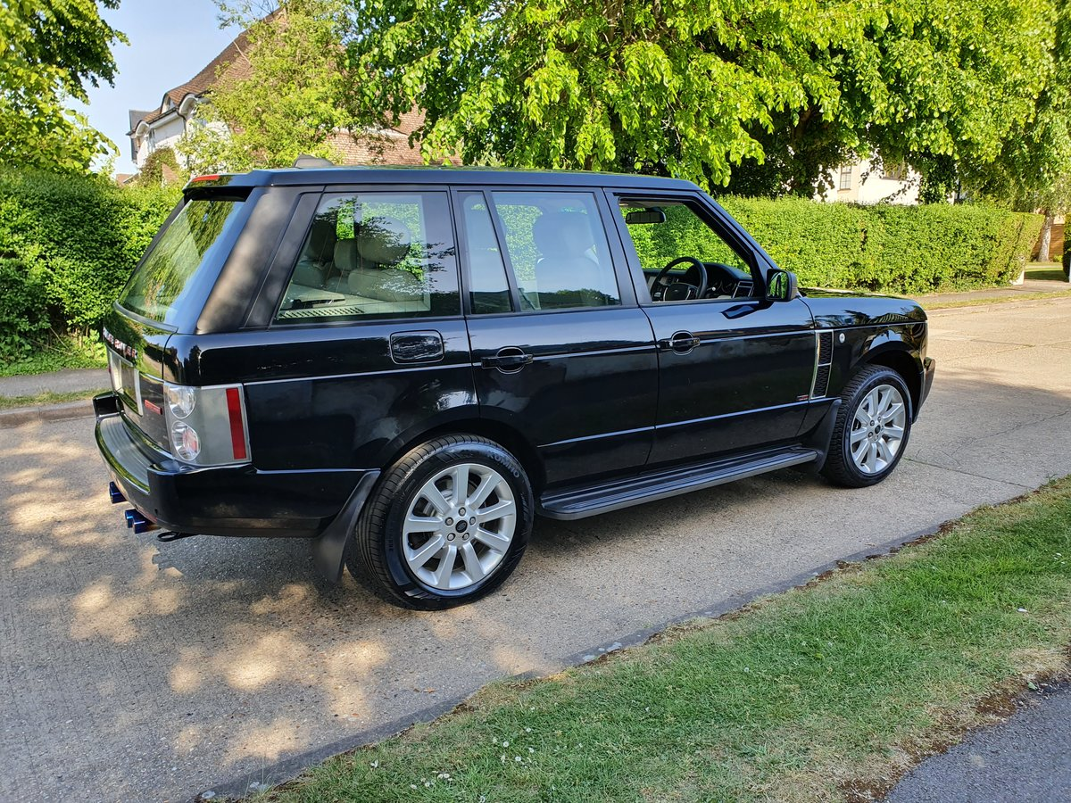 2006 A Truly Oustanding Range Rover L332 V8 SUPERCHARGED  For Sale (picture 5 of 6)