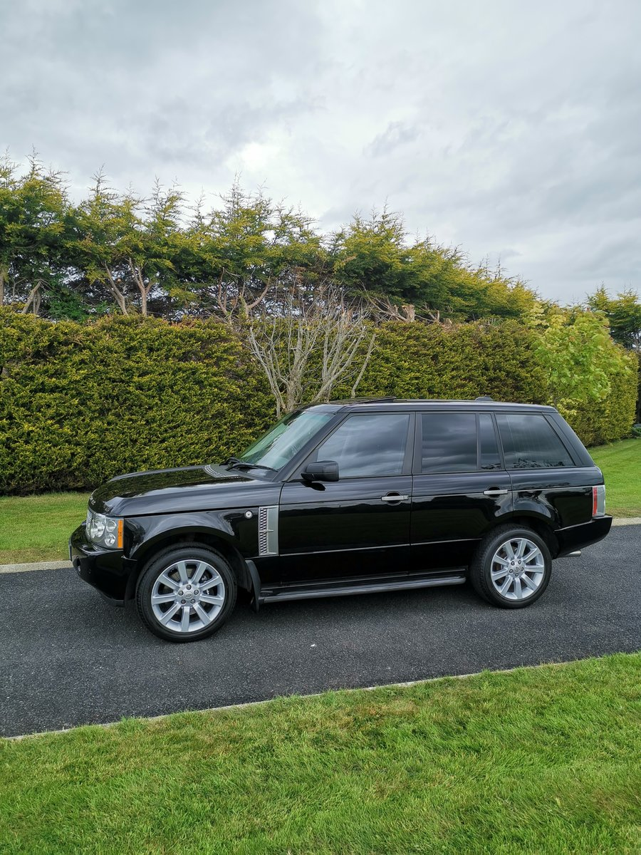 2006 Range Rover 4.2 supercharged For Sale (picture 1 of 6)