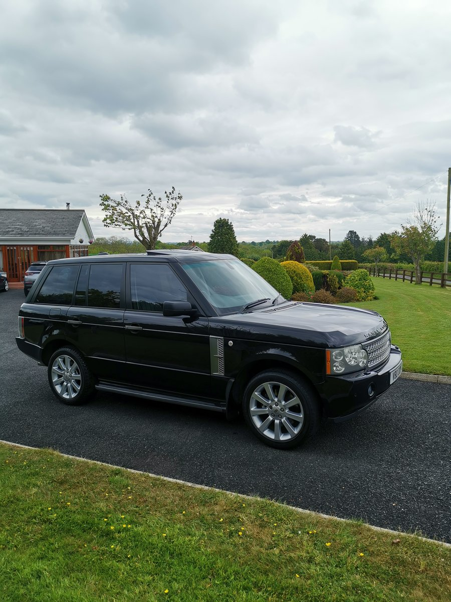 2006 Range Rover 4.2 supercharged For Sale (picture 2 of 6)