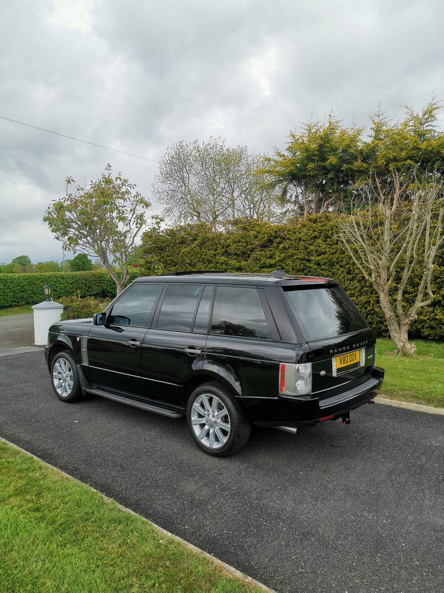 2006 Range Rover 4.2 supercharged For Sale (picture 3 of 6)