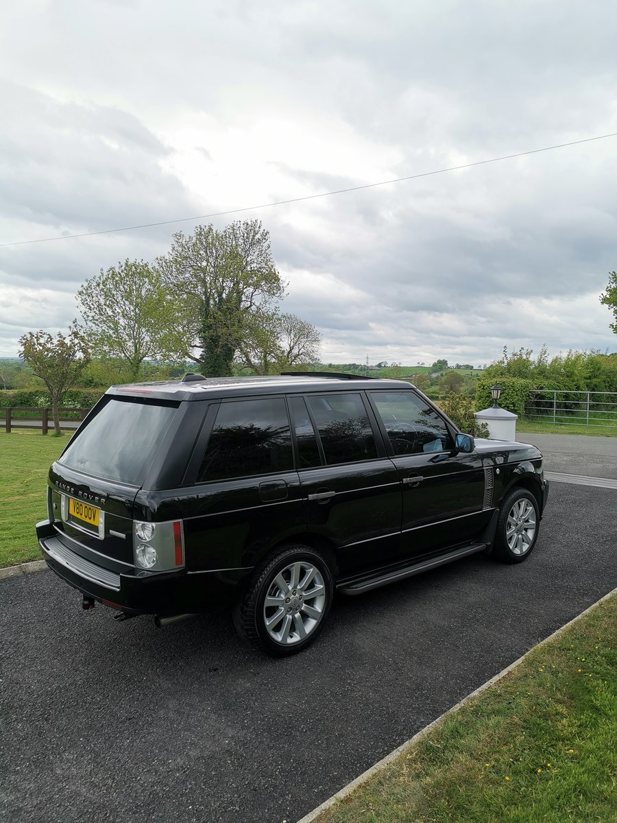 2006 Range Rover 4.2 supercharged For Sale (picture 4 of 6)