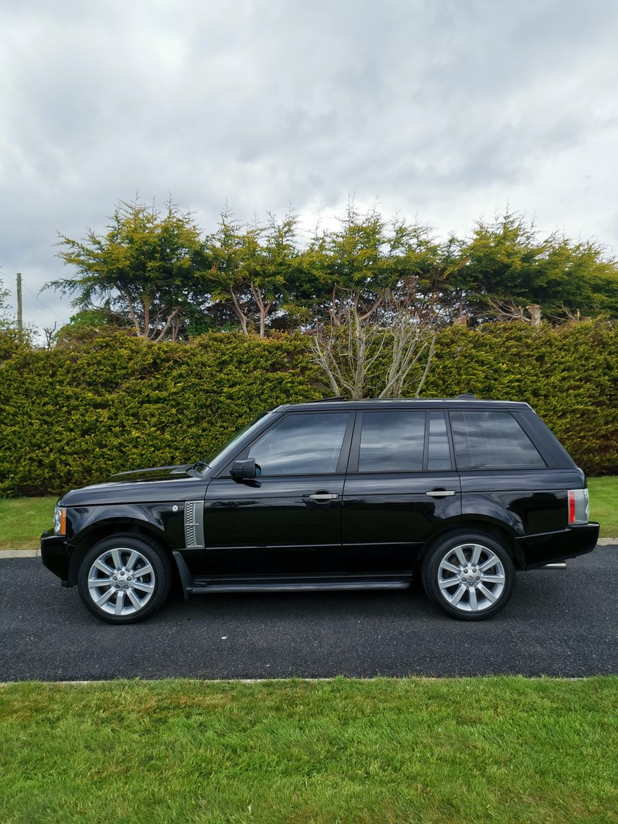 2006 Range Rover 4.2 supercharged For Sale (picture 5 of 6)