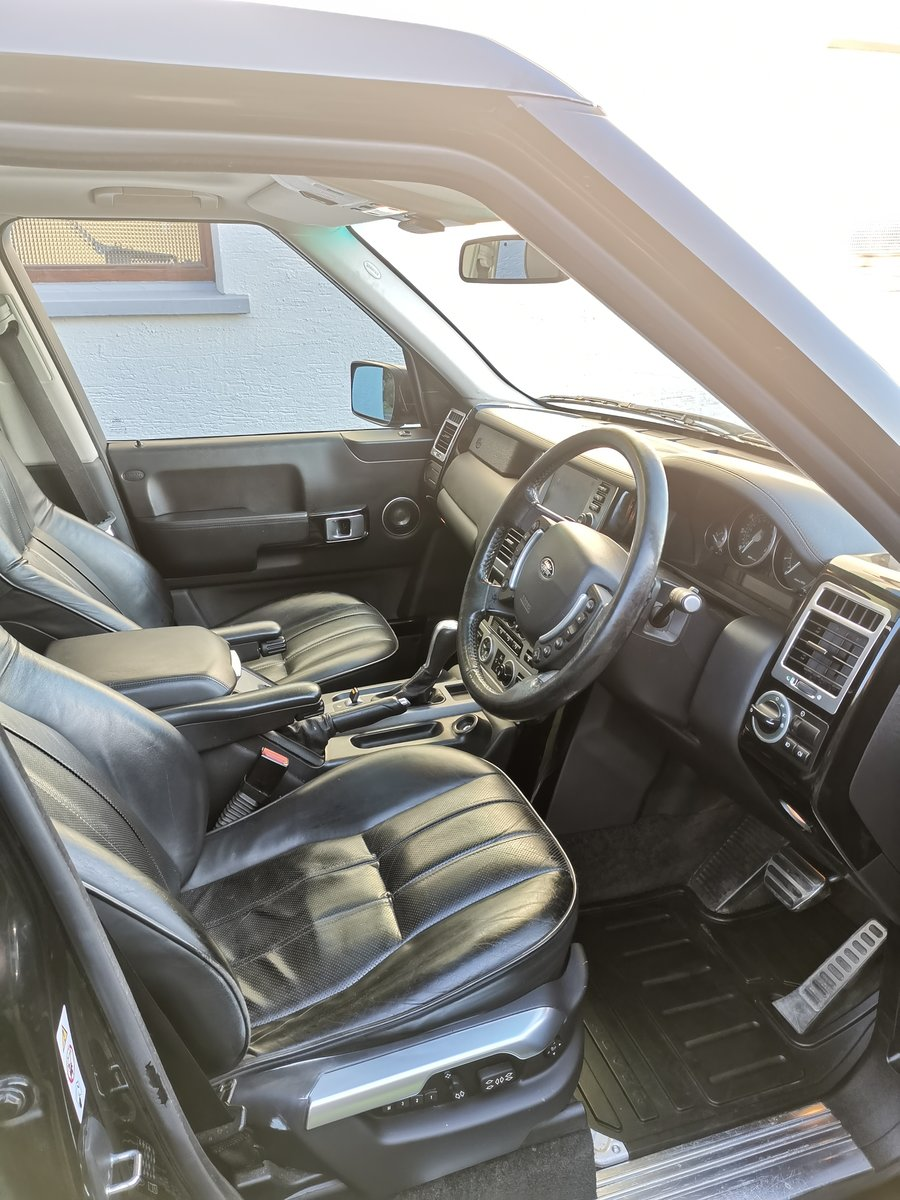2006 Range Rover 4.2 supercharged For Sale (picture 6 of 6)