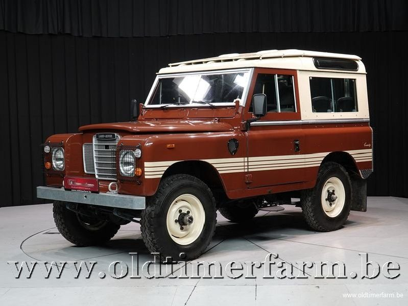1982 Land Rover Serie III 88 County Diesel '82 For Sale (picture 1 of 6)