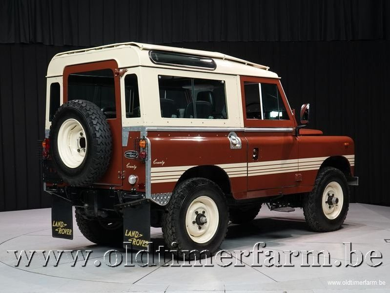 1982 Land Rover Serie III 88 County Diesel '82 For Sale (picture 2 of 6)