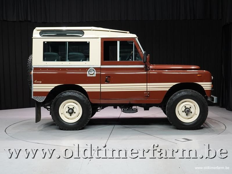 1982 Land Rover Serie III 88 County Diesel '82 For Sale (picture 3 of 6)