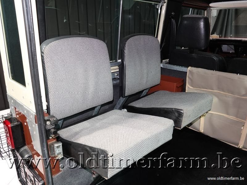 1982 Land Rover Serie III 88 County Diesel '82 For Sale (picture 5 of 6)