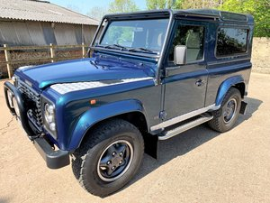 1998 upgraded Defender 90 50th anniversary +just 27k miles SOLD