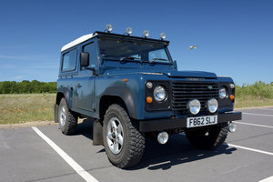 Land Rover 90 2.5 TD