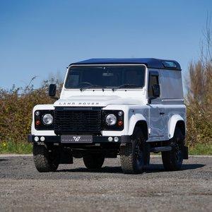 2013 Land Rover Defender 90 2.2TD County Hardtop 55,000 Miles SOLD