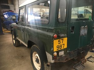 1987 Land rover 90 petrol 2.5
