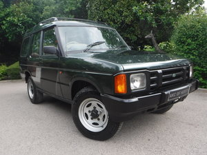 1991 Land Rover Discovery Series 1 3.5 V8 Manual
