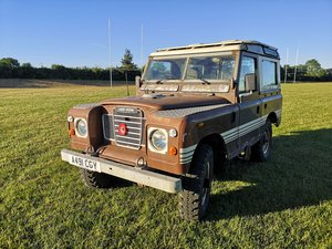 Land Rover County Petrol