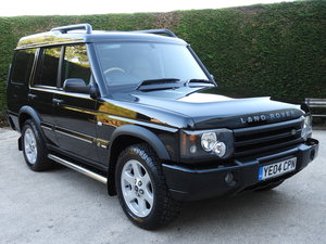 2004 LAND ROVER DISCOVERY 2 2.5 TD5 ES PREMIUM