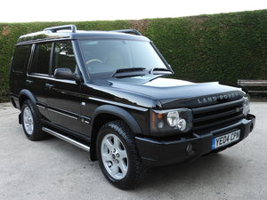 2004 LAND ROVER DISCOVERY 2 2.5 TD5 ES PREMIUM For Sale